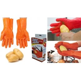 Rukavice za čišćenje krompira