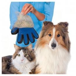 TRUE TOUCH rukavica za češljanje ljubimaca